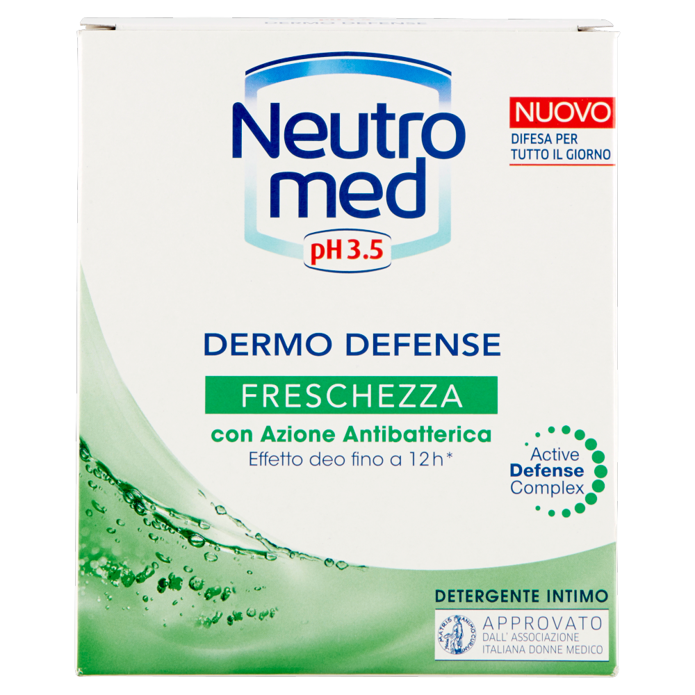Neutromed Dermo Defense Fresh Detergente Intimo 200 ml