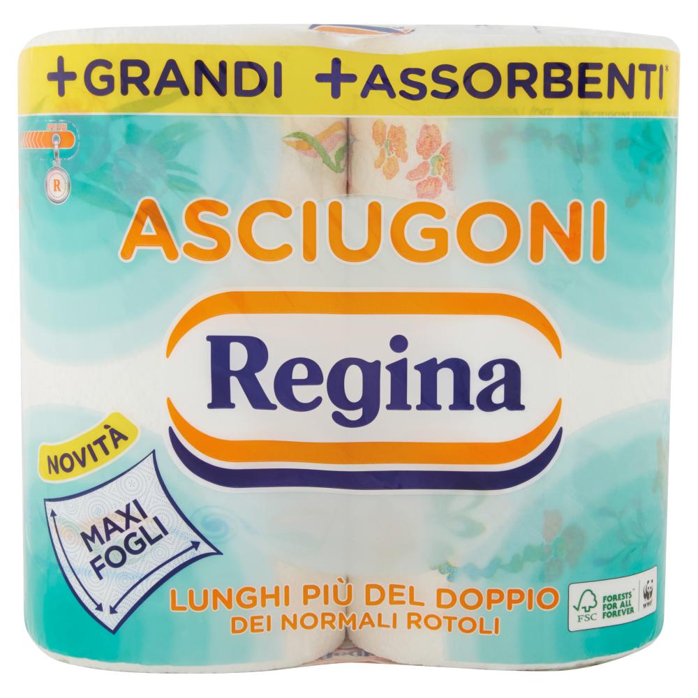 Regina Asciugoni 2 Rotoli